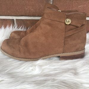 Michael Kors Brown ankle Boots